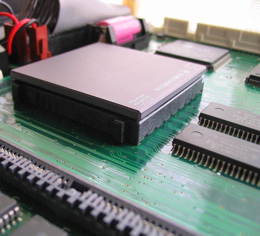 Quadra 605 CPU